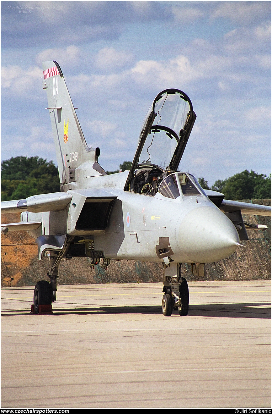 UK - Air Force – Panavia  Tornado F3 ZE969 / XA