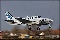 Delta System-AIR a.s. – Beech C90 King Air OK-DSH