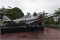 Indonesia - Air Force – Noorduyn AT-16-ND Harvard IIB B-424
