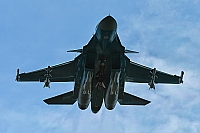 Russia - Air Force – Sukhoi Su-34 Fullback 38 RED