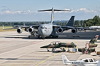 USA - Air Force – Boeing C-17A Globemaster III 09-9212