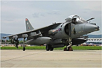 UK - Air Force – British Aerospace Harrier GR7 ZG531 / 85