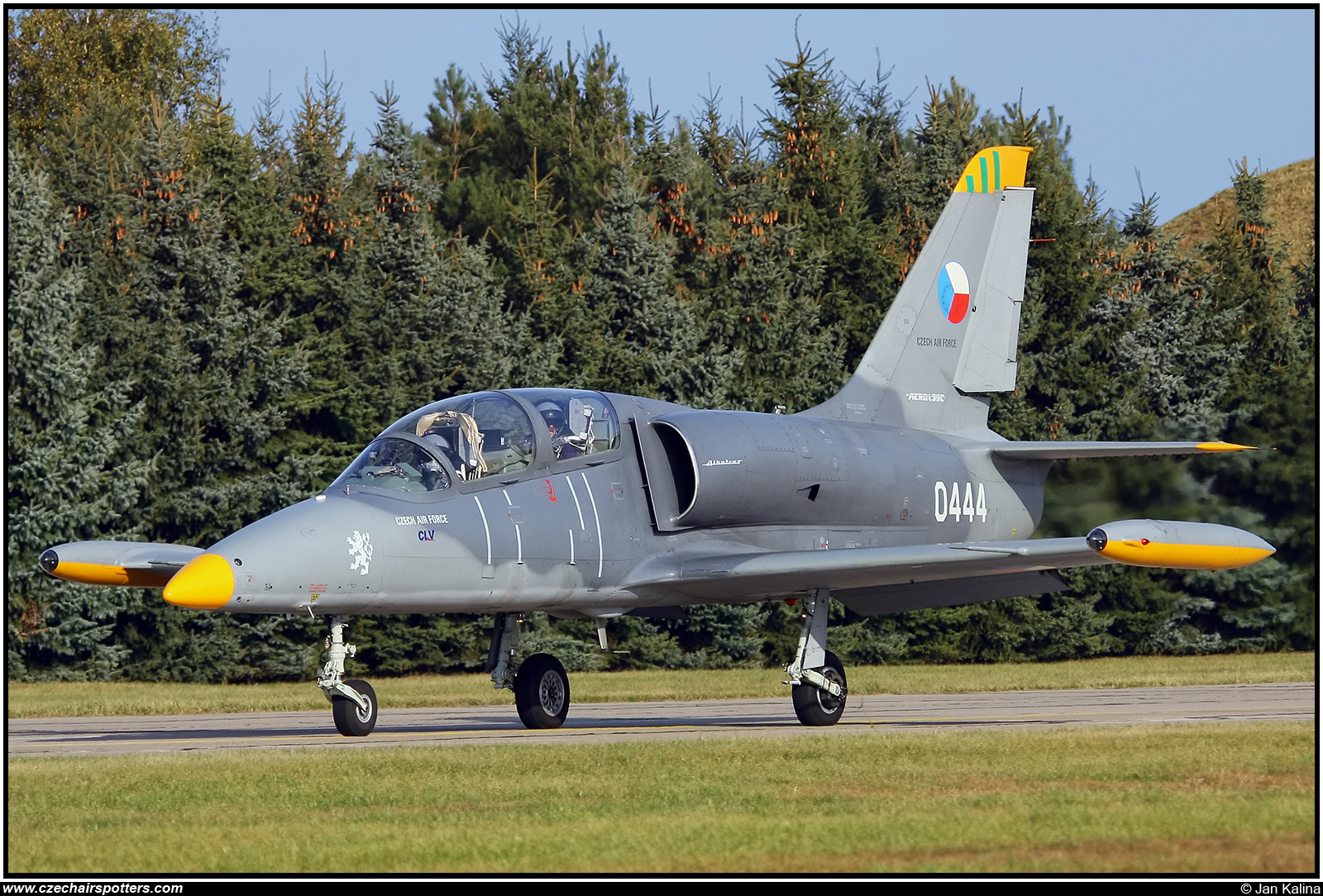 Czech - Air Force – Aero L-39C Albatros 0444