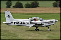 private – Zlin Z-142 OK-OPE