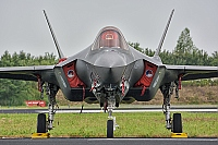 Netherlands - Air Force – Lockheed Martin F-35A Lightning II F-002