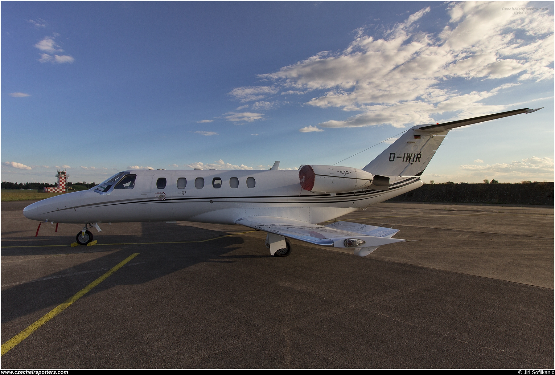 Oldenburg Kunststofftechnik – Cessna 525A Citation Jet 2+ D-IWIR
