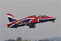 UK - Air Force – British Aerospace Hawk T1A XX230