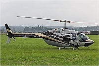 Unknown – Bell 206B-3 JetRanger III OK-PVI