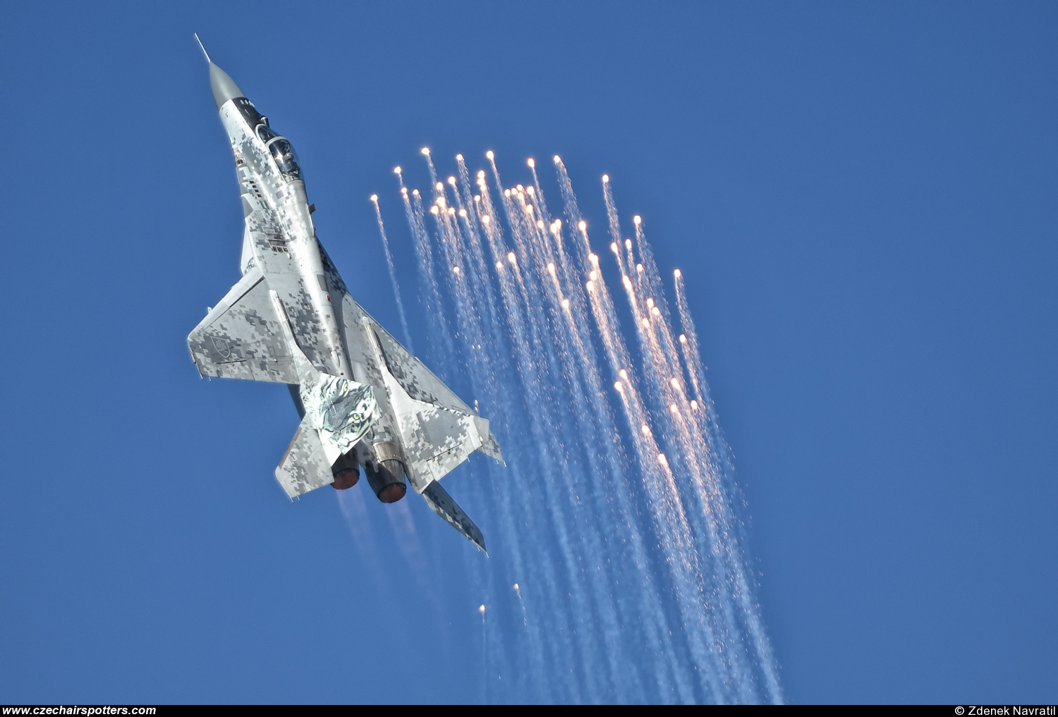 Slovakia - Air Force – Mikoyan-Gurevich MiG-29AS / 9-12A 0921