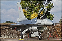 Belgium - Air Force – SABCA F-16AM Fighting Falcon FA-104