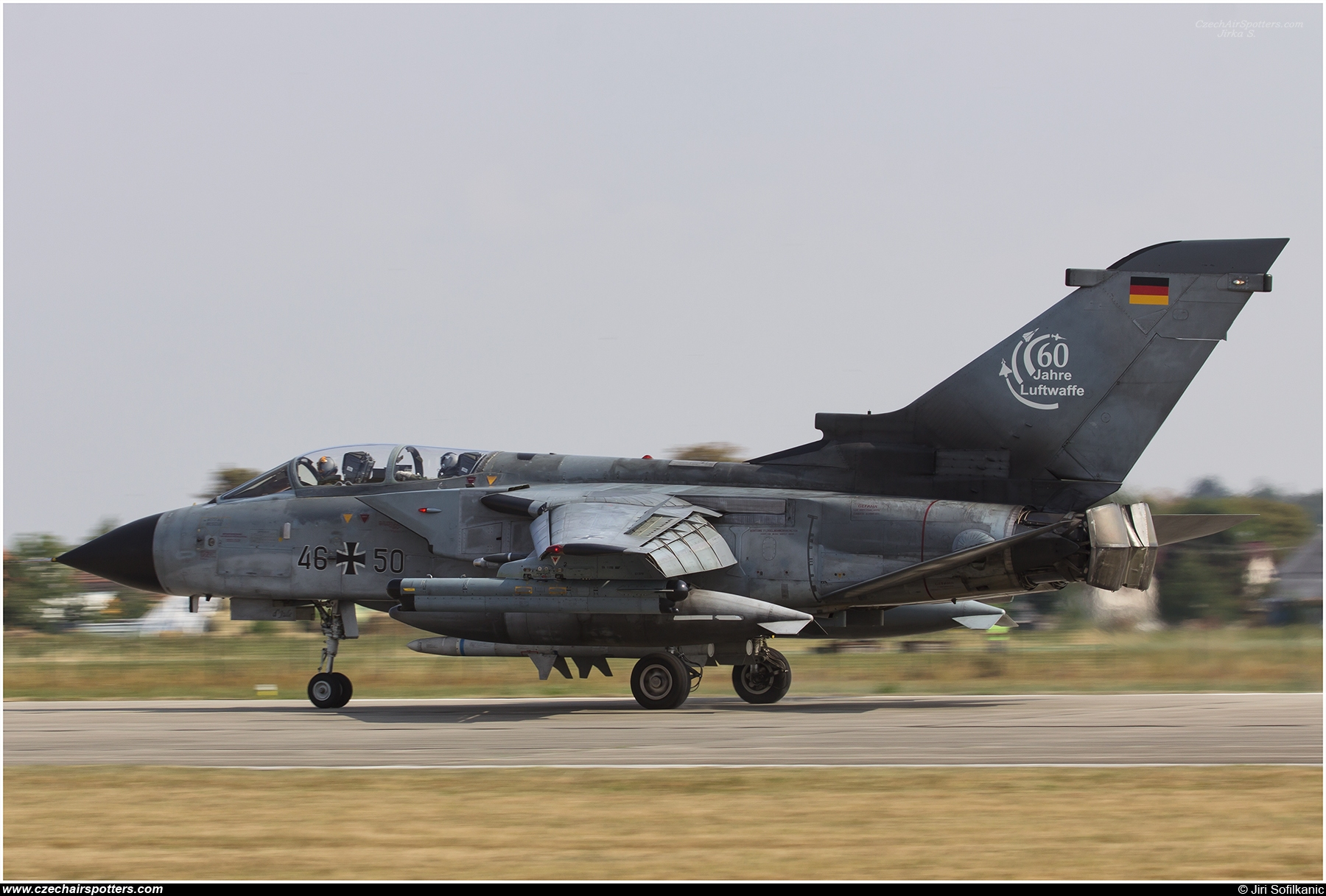 Germany - Air Force – Panavia  Tornado ECR 46+50