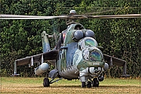 Czech - Air Force – Mil Mi-35 Hind  3369