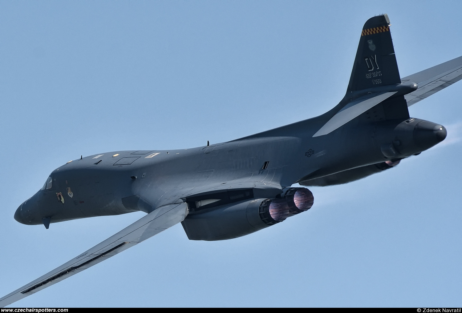 USA - Air Force – Rockwell B-1B Lancer DY 85-0088