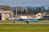 Romania - Air Force  – Mikoyan-Gurevich MiG-21MF Lancer C 6487