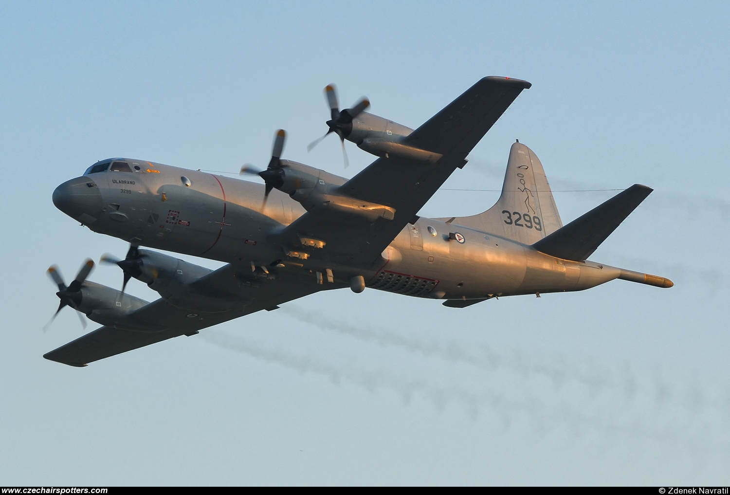 Norway - Air Force – Lockheed P-3C Orion 3299