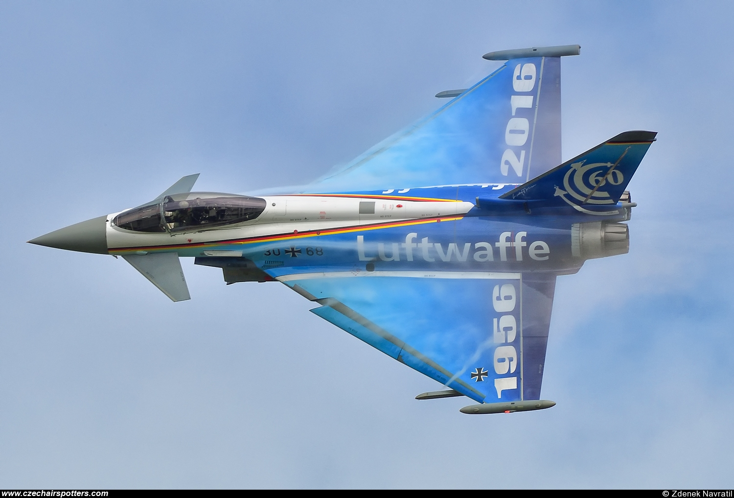 Germany - Air Force – Eurofighter EF-2000 Typhoon S 30+68
