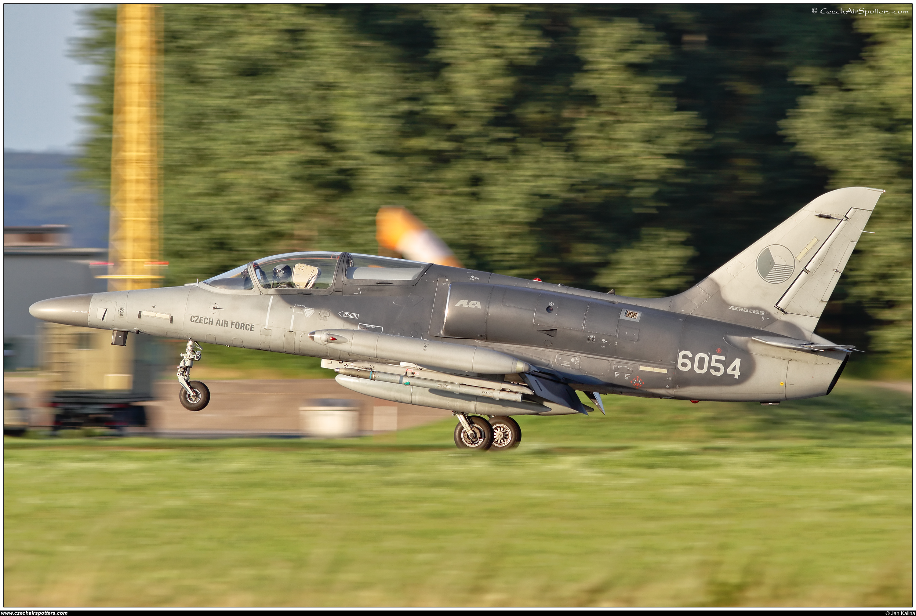 Czech - Air Force – Aero L-159A Alca 6054