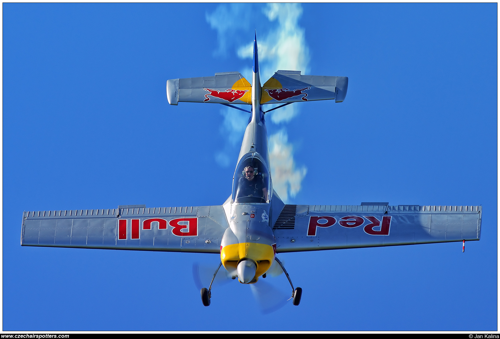 The Flying Bulls Aerobatics Team – Zlin Z-50LX OK-XRC