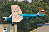 private – Praga E.114 Air Baby OK-TAU58