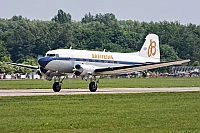 private – Douglas DC-3 (C-47B) HB-IRJ