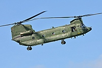 Netherlands - Air Force – Boeing CH-47D Chinook D-664