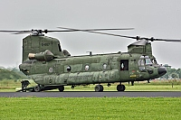 Netherlands - Air Force – Boeing CH-47D Chinook D-667