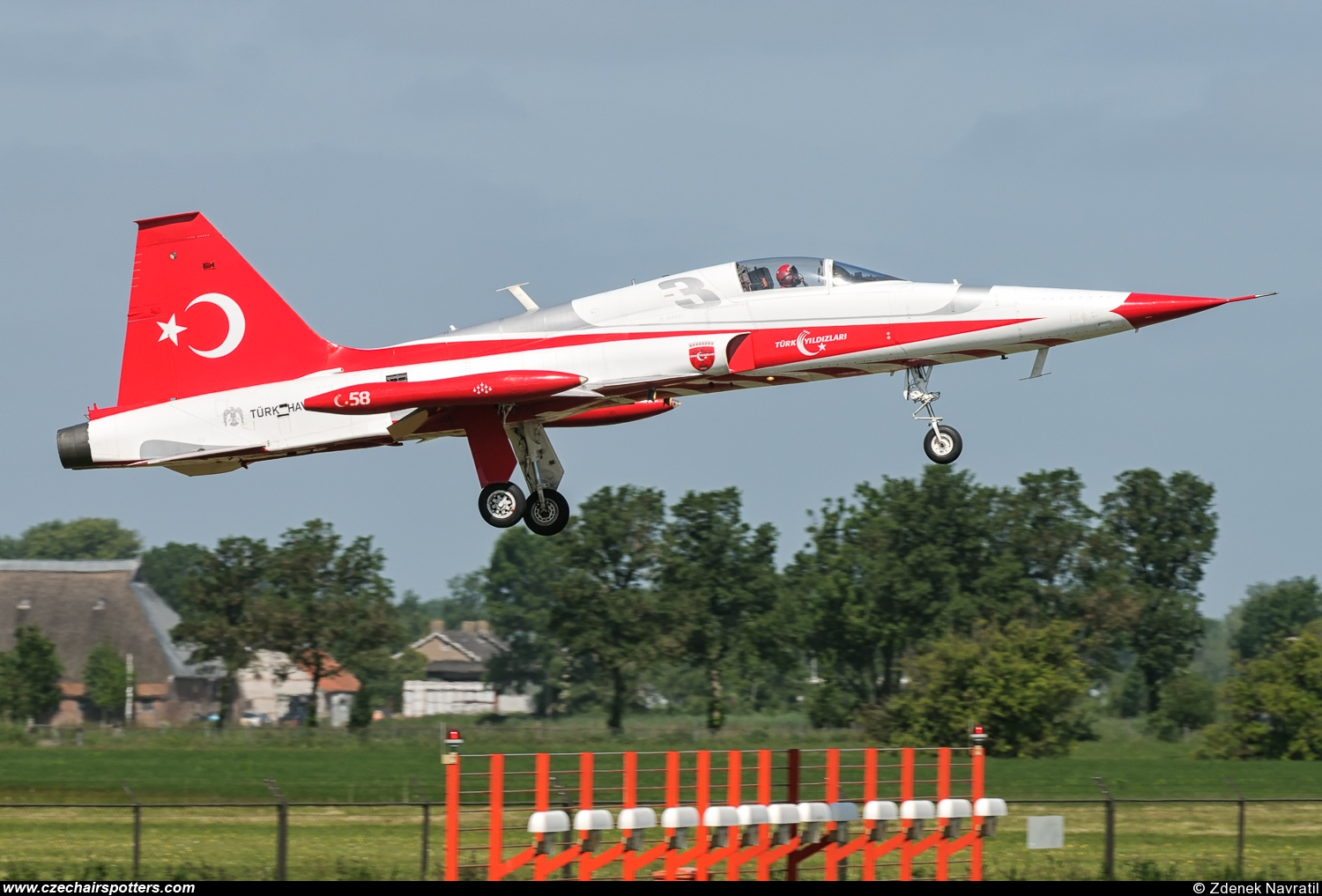 Turkey - Air Force – Northrop  Canadair NF-5A Freedom Fighters 2