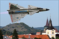 Sweden - Air Force – Saab AJS37 Viggen SE-DXN/52