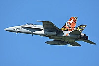 Spain - Air Force – McDonnell Douglas EF-18M Hornet 15-28