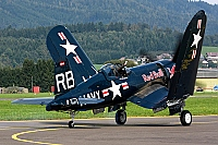 The Flying Bulls – Vought F4U-4 Corsair OE-EAS