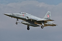 Switzerland - Air Force – Northrop  F-5E Tiger II  J-3070