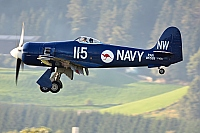private – Hawker Sea Fury FB11 F-AZXJ/WH589/NW-115