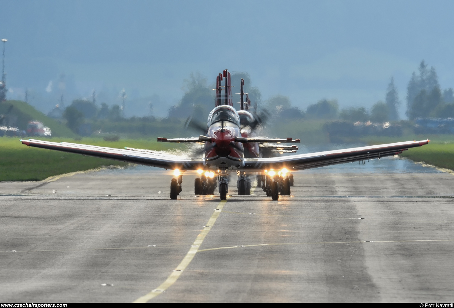 Switzerland - Air Force – Pilatus Aircraft PC-7 A-941