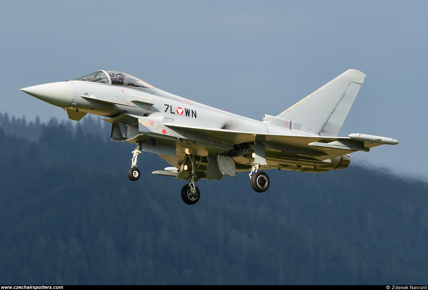 Austria - Air Force – Eurofighter EF-2000 Typhoon S 7L-WN