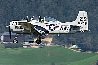 private – North American T-28C Trojan D-FUMY/146246/2S-749