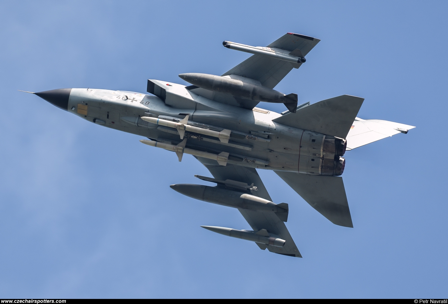 Germany - Air Force – Panavia  Tornado ECR 46+48