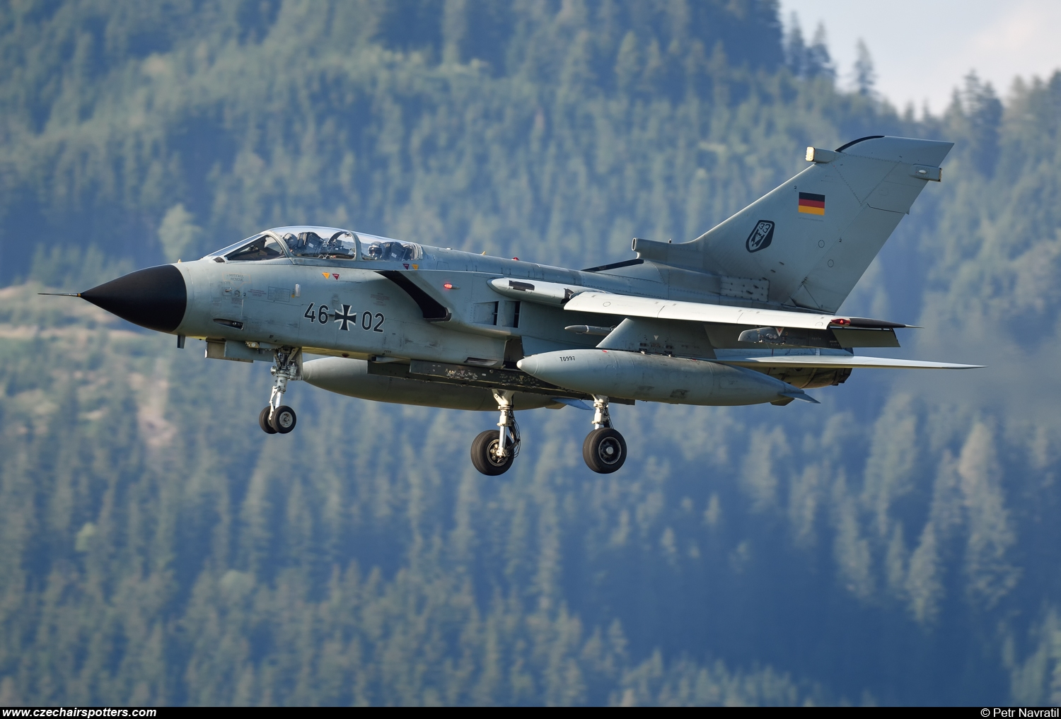 Germany - Air Force – Panavia  Tornado IDS 46+02