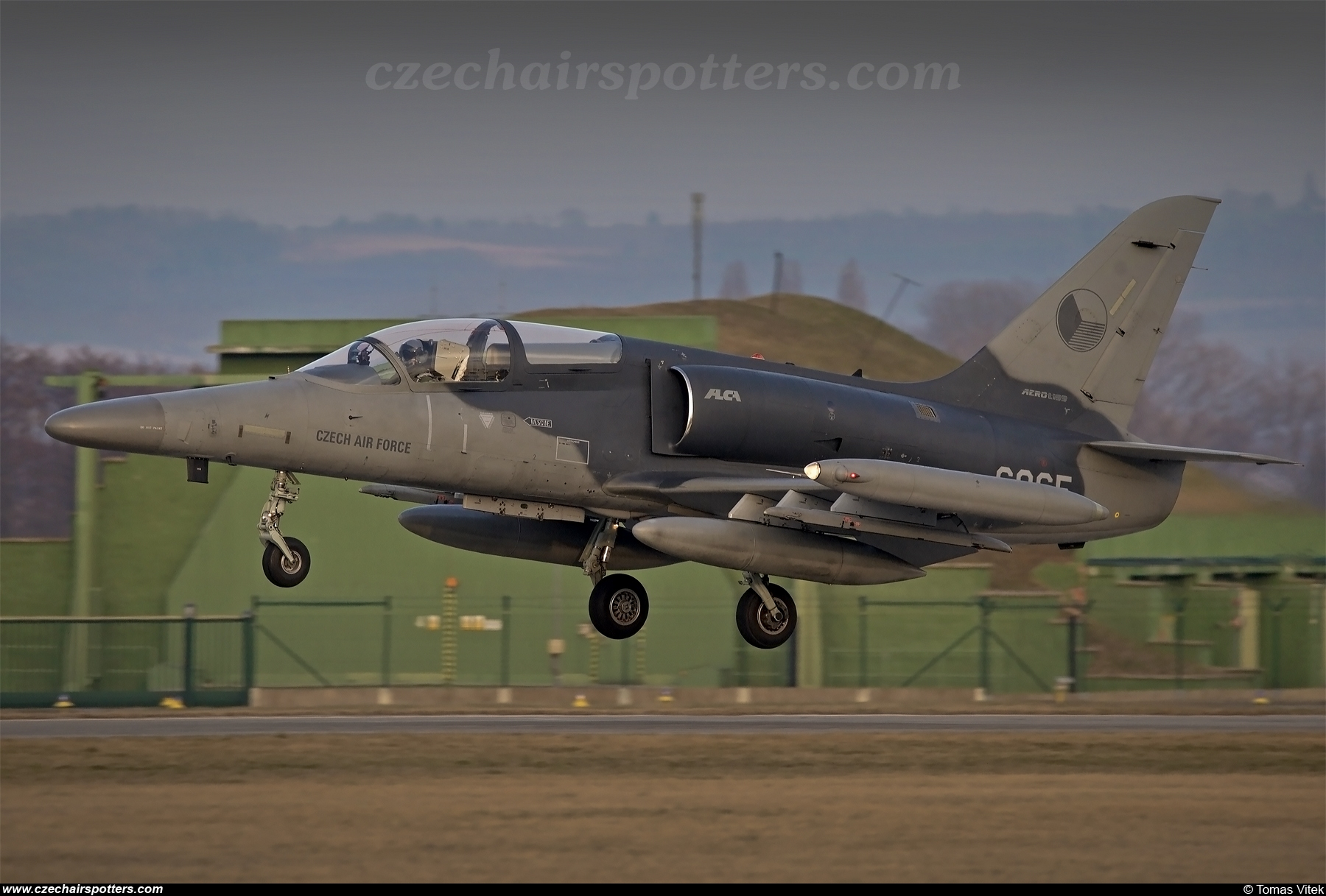 Czech - Air Force – Aero L-159A Alca 6065