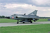 Austria - Air Force – Saab J-35Oe Draken 12