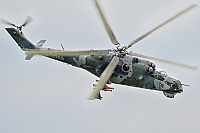 Czech - Air Force – Mil Mi-24V Hind 3369