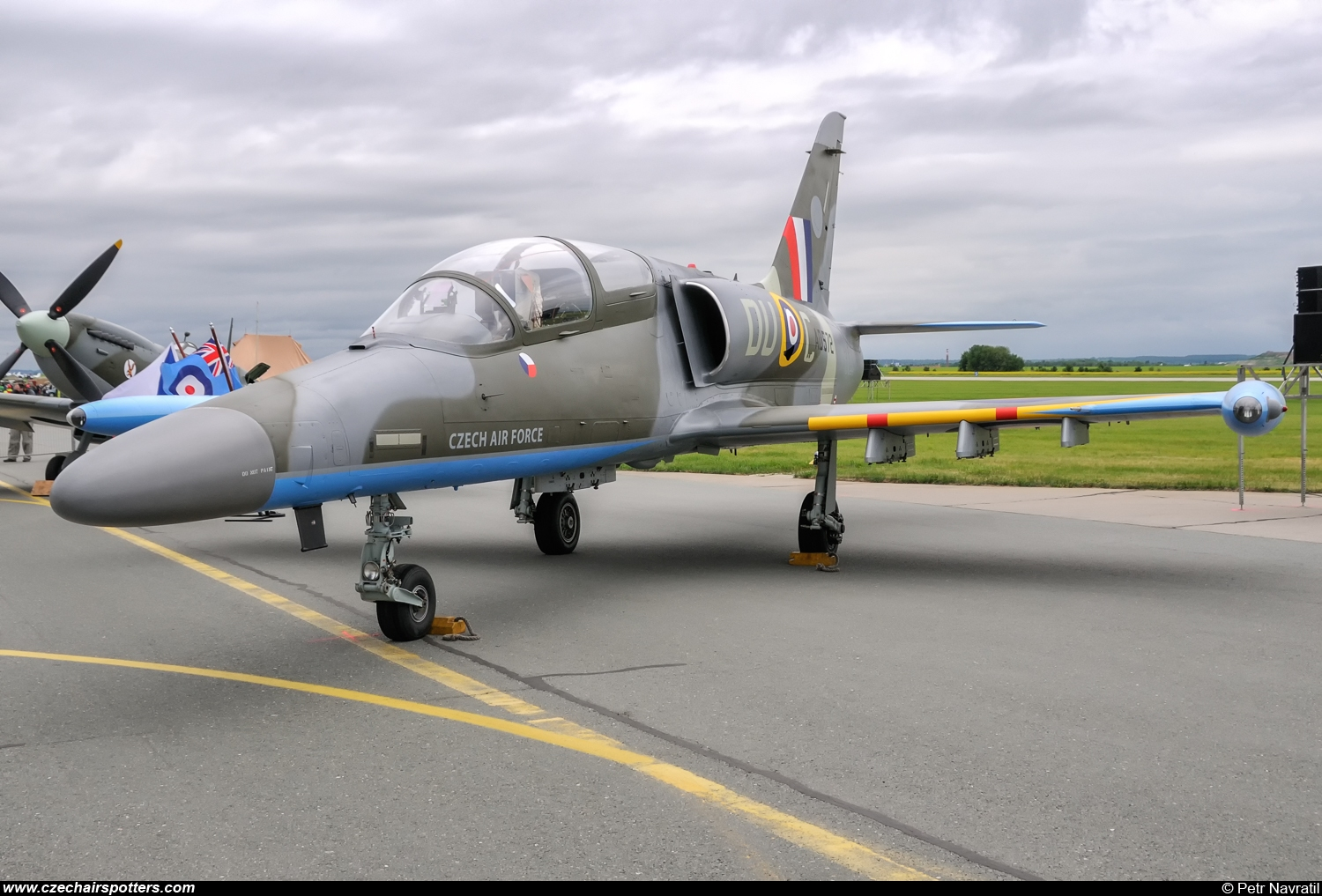 Czech - Air Force – Aero L-159A Alca 6053