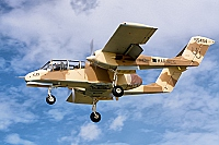 private – North American Rockwell OV-10B Bronco F-AZKM