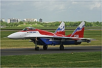 RSK MiG – Mikoyan-Gurevich MiG-29OVT 156 WHITE