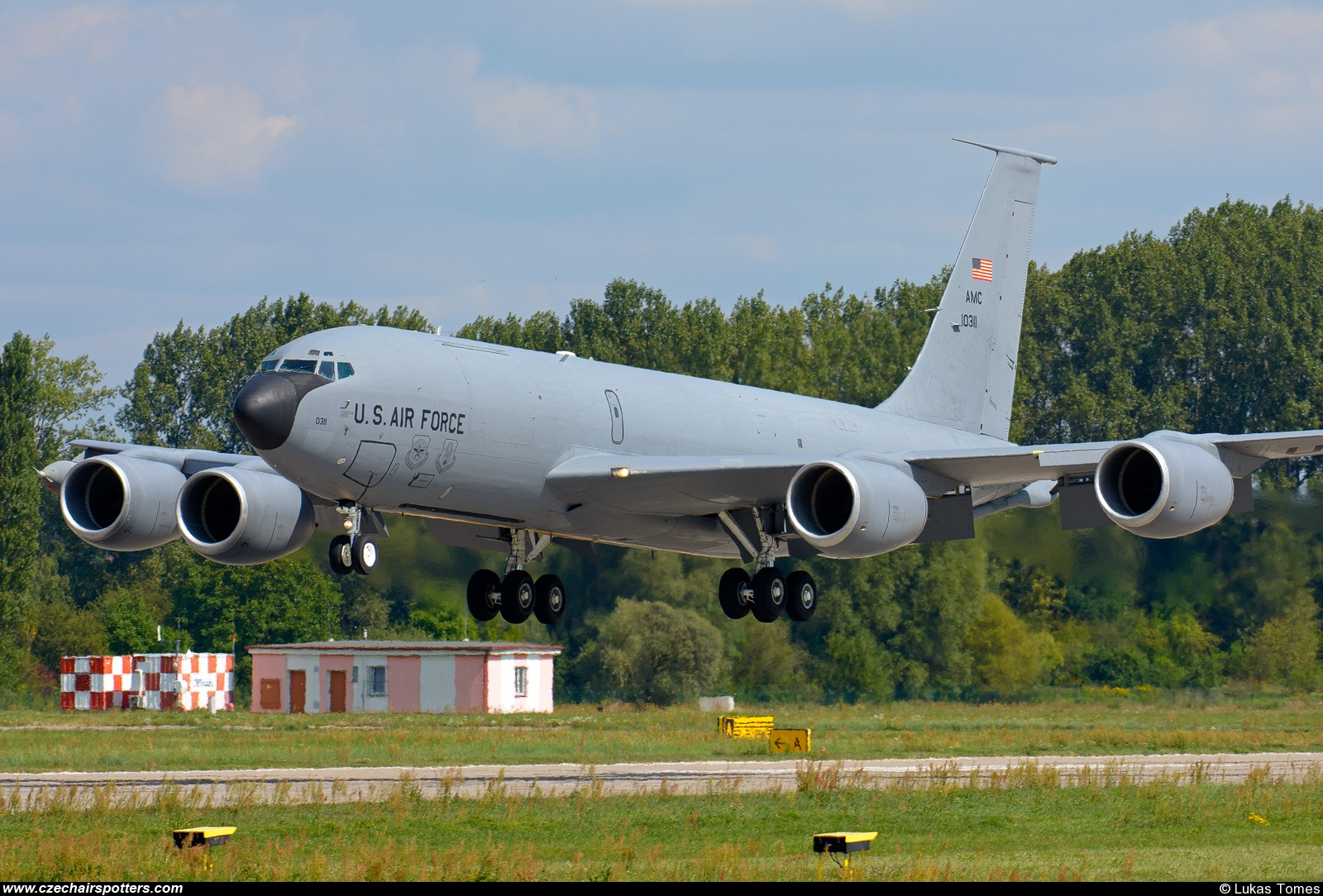 USA - Air Force – Boeing KC-135R Stratotanker 61-0311