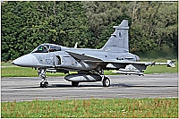 Czech - Air Force – Saab JAS39C Gripen 9234