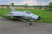 Czechoslovakia - Air Force – Mikoyan-Gurevich MiG-21F-13 Fishbed 0305
