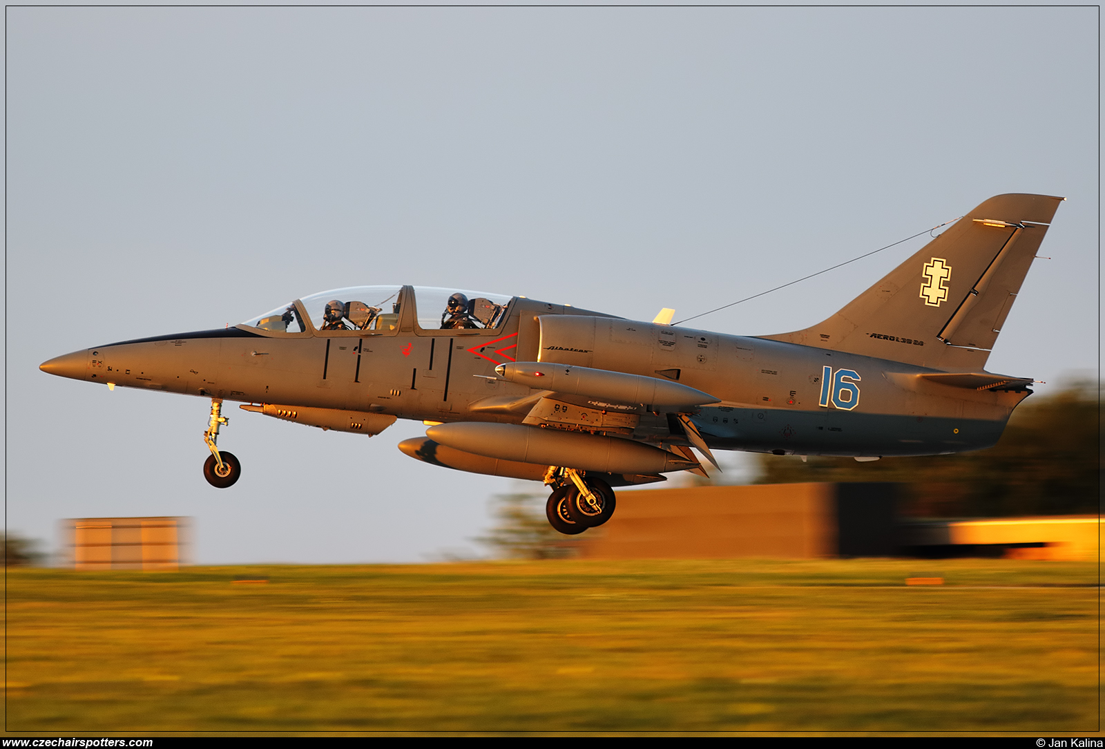 Lithuania - Air Force – Aero L-39ZA Albatros 16