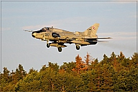 Poland - Air Force – Sukhoi Su-22 M-4 Fitter 3817