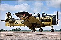 The Flying Bulls – North American T-28B Trojan OE-ESA