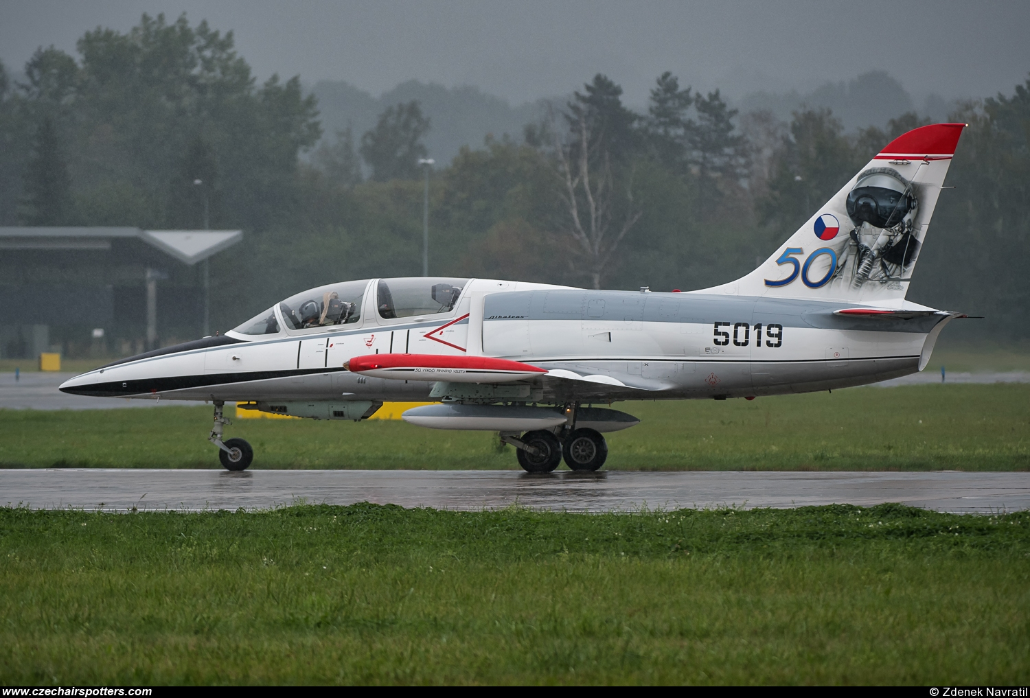 Czech - Air Force – Aero L-39ZA Albatros 5049